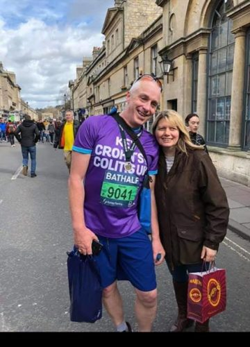 Kevin and Kate Bath Half Marathon 2019