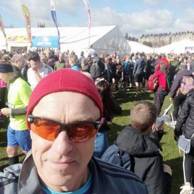 Kevin Miller @ Bath Half Marathon