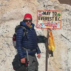 Kevin Millers Everest Base Camp Challenge for Cystic Fibrosis