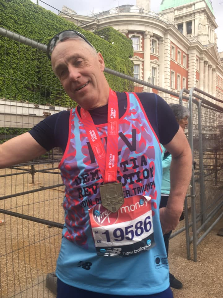 Kevin Millers London Marathon 2019